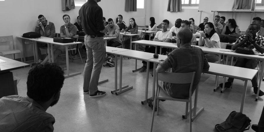 Rentrée universitaire : PYXIS partenaire du Master Gouvernance Numérique